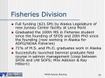 fisheries division