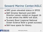 seward marine center aslc