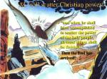ac will scatter christian power