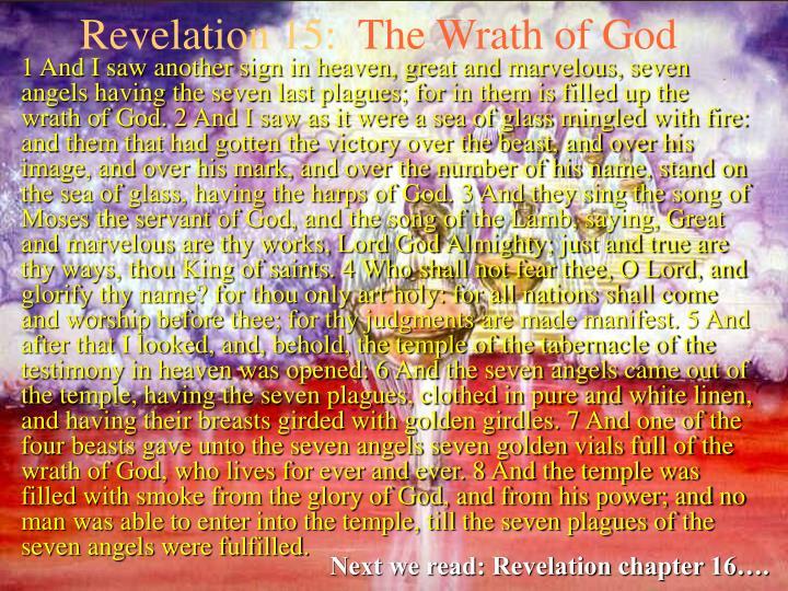 Revelation 15:
