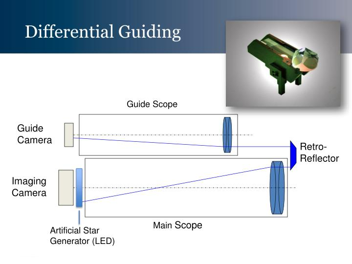 Differential Guiding