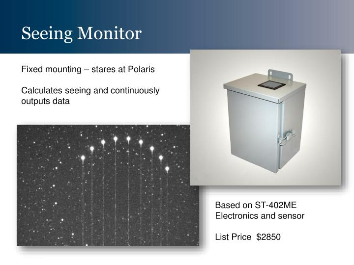 Seeing Monitor