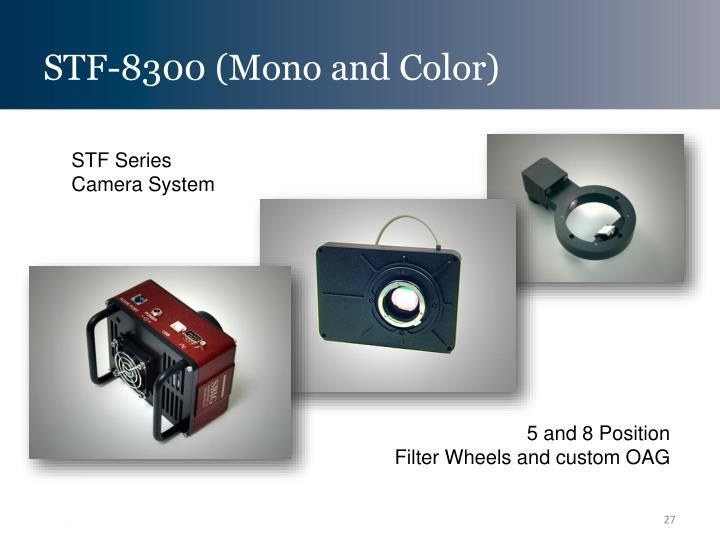 STF-8300 (Mono and Color)