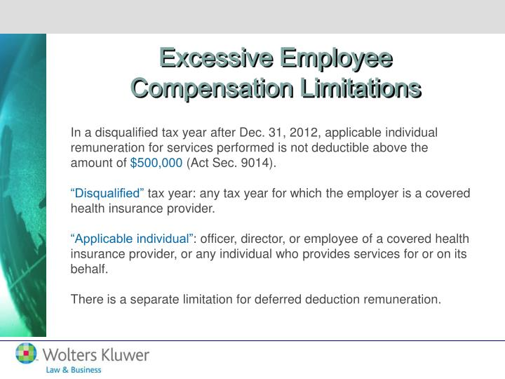 Excessive Employee