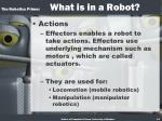 the robotics primer what is in a robot3