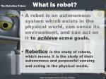the robotics primer what is robot4