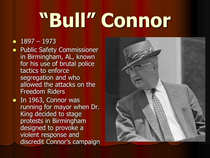 """Bull"" Connor"