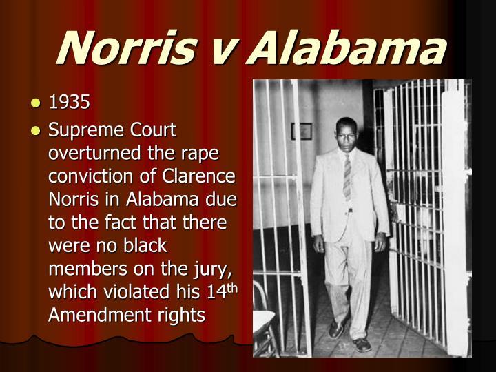 Norris v Alabama