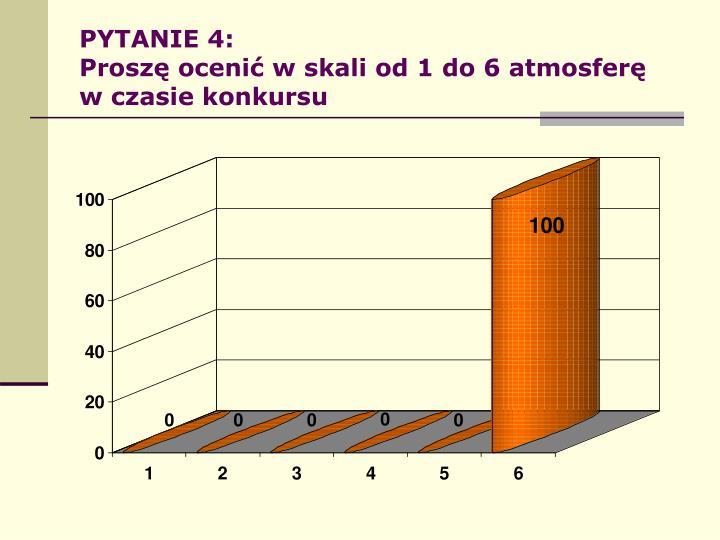 PYTANIE 4: