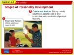 stages of personality development7