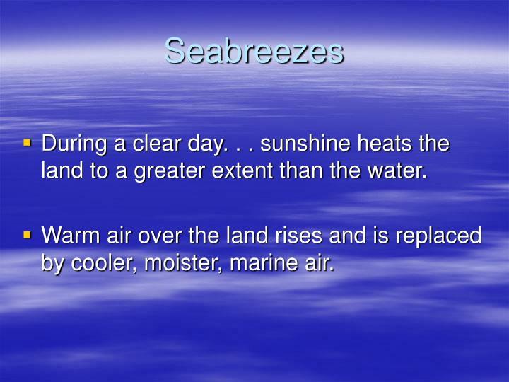 Seabreezes