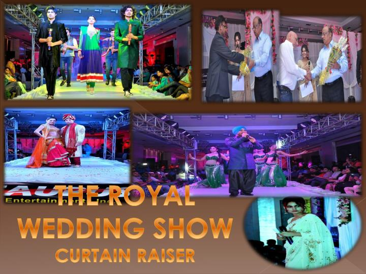 THE ROYAL WEDDING SHOW