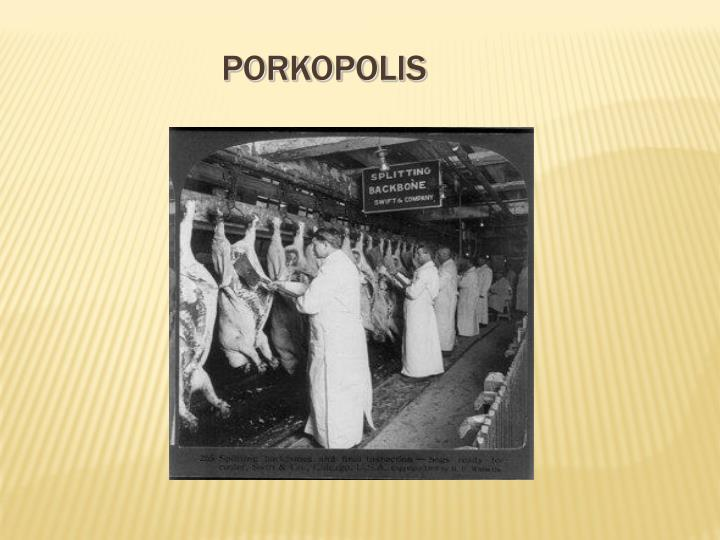 Porkopolis