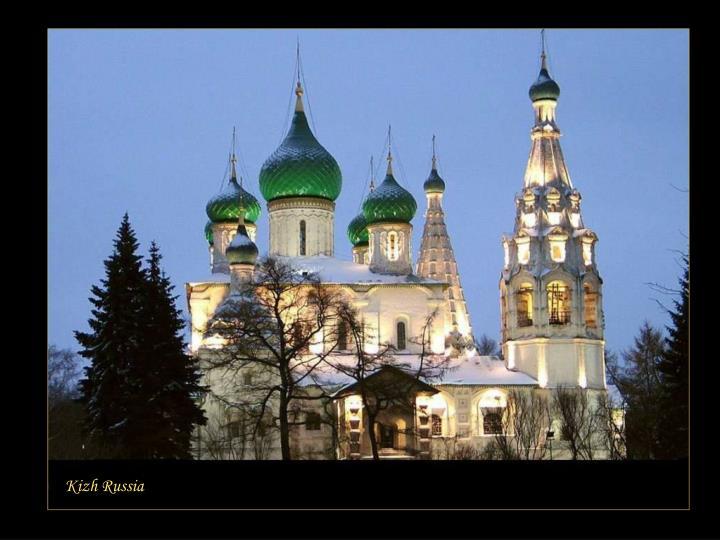Kizh Russia