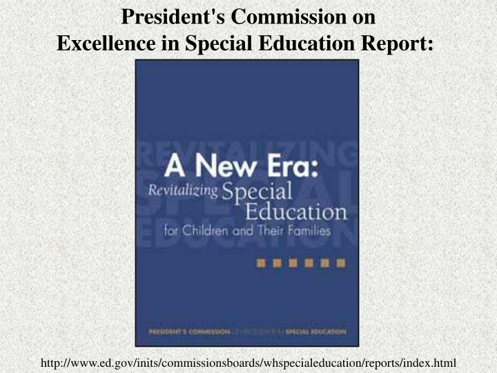 President's Commission on