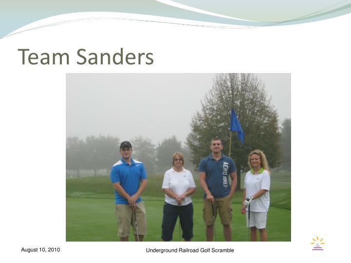 Team Sanders