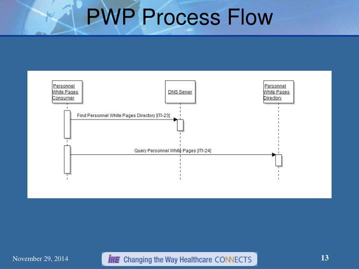 PWP Process Flow