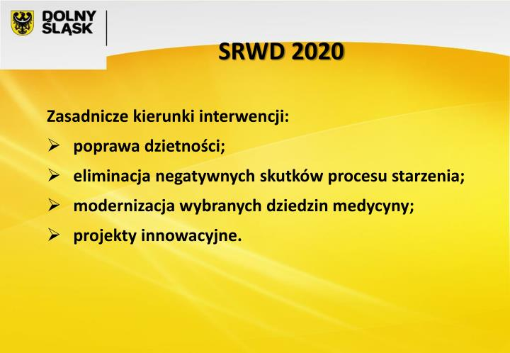 SRWD 2020
