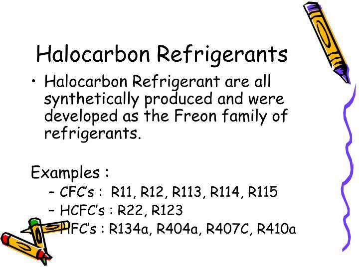 Halocarbon
