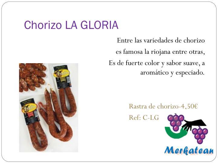 Chorizo LA GLORIA
