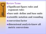 review terms1
