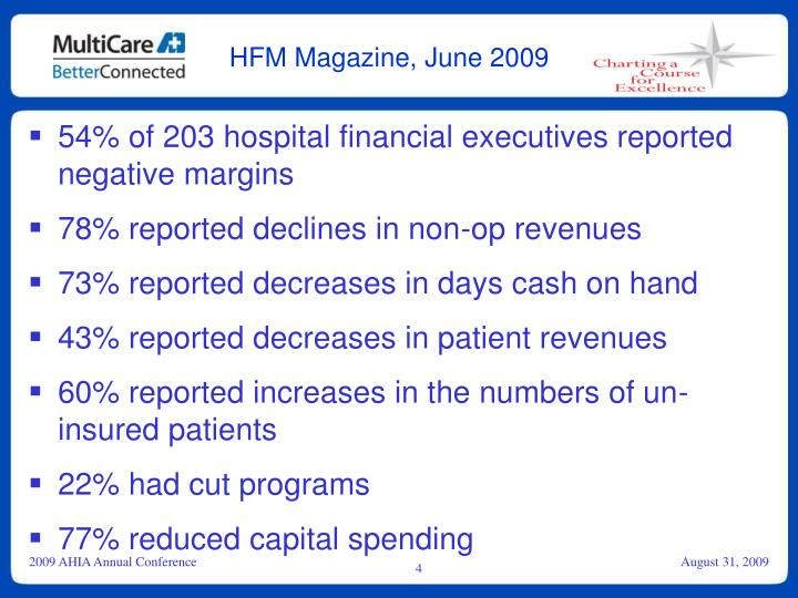 HFM Magazine, June 2009