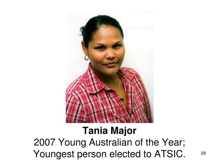 Tania Major