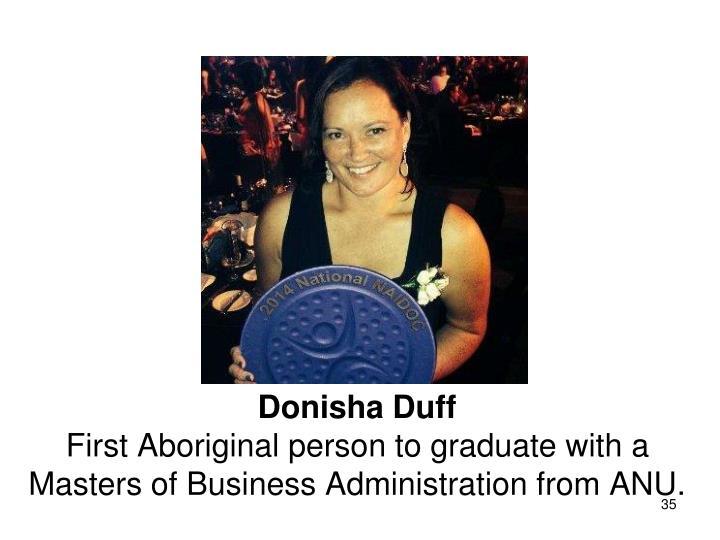Donisha Duff