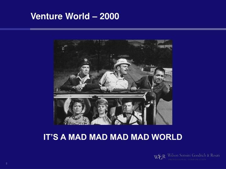 Venture World – 2000