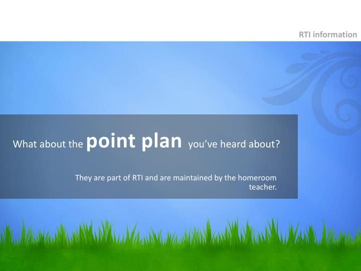 RTI information