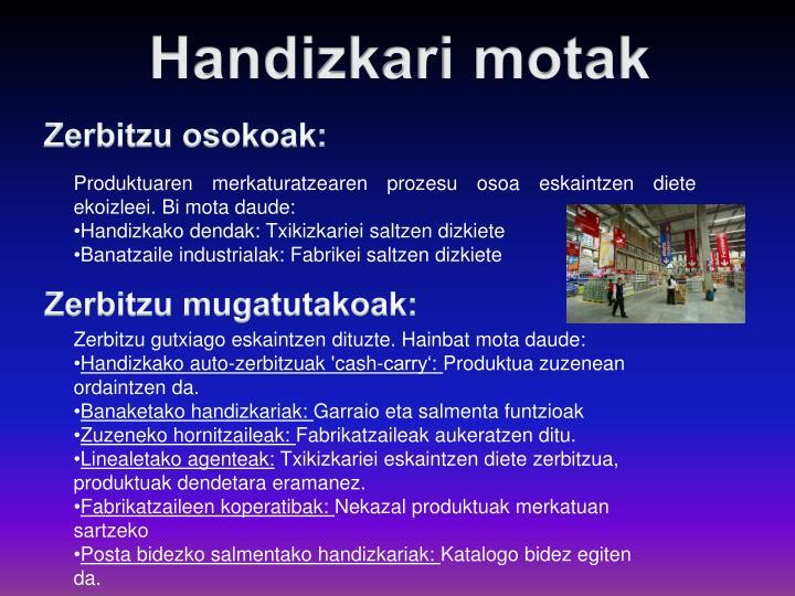 Handizkari