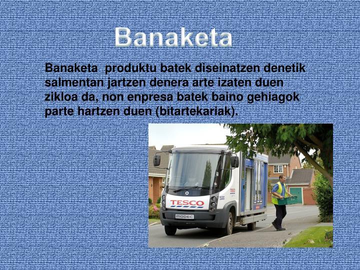 Banaketa