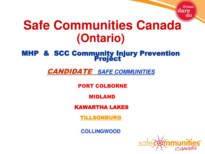 Safe Communities Canada