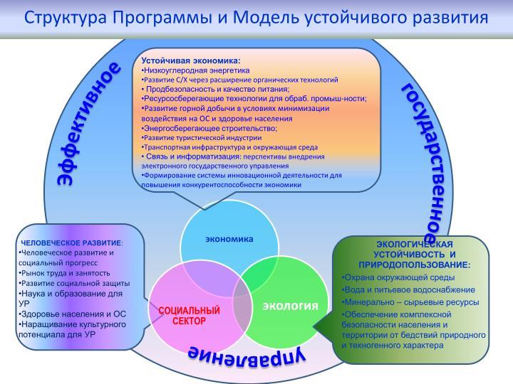 Эффективное                                                              государственное                                 управление