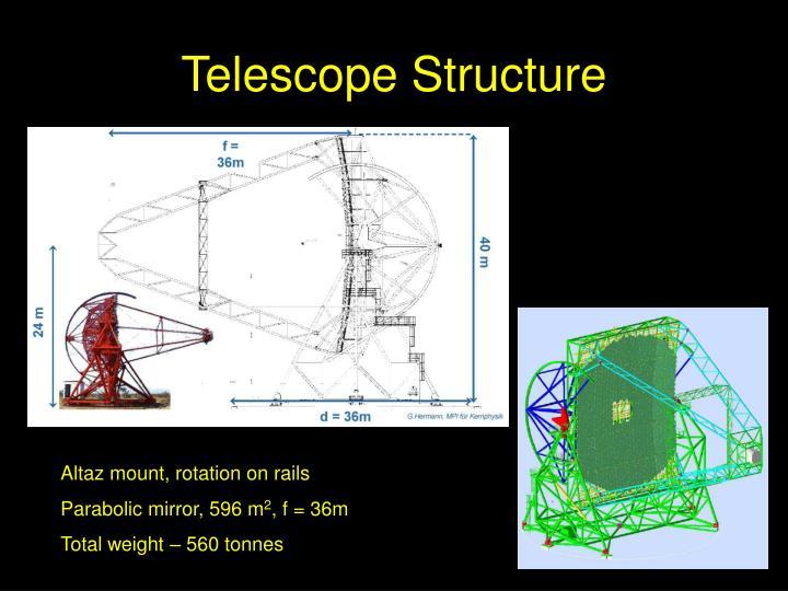 Telescope Structure