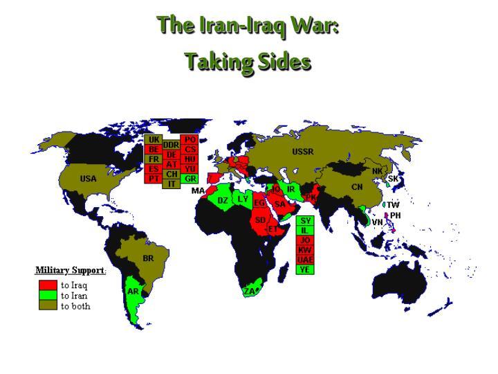 The Iran-Iraq War:
