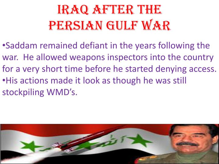 Iraq after the