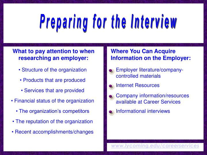 Employer literature/company-controlled materials