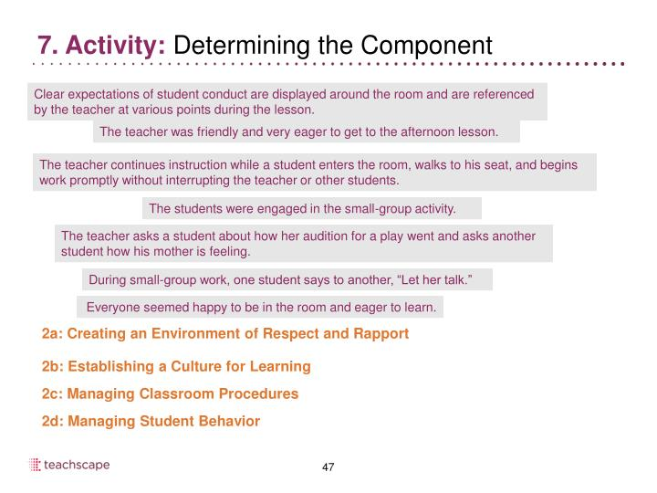 7. Activity: