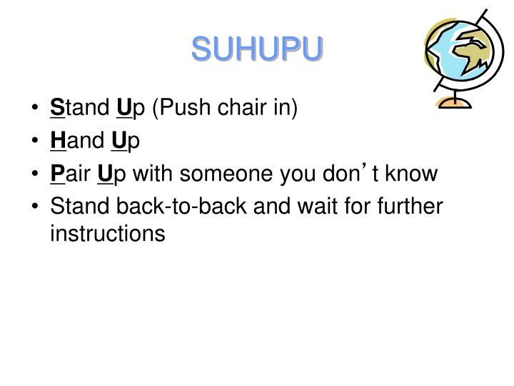 SUHUPU