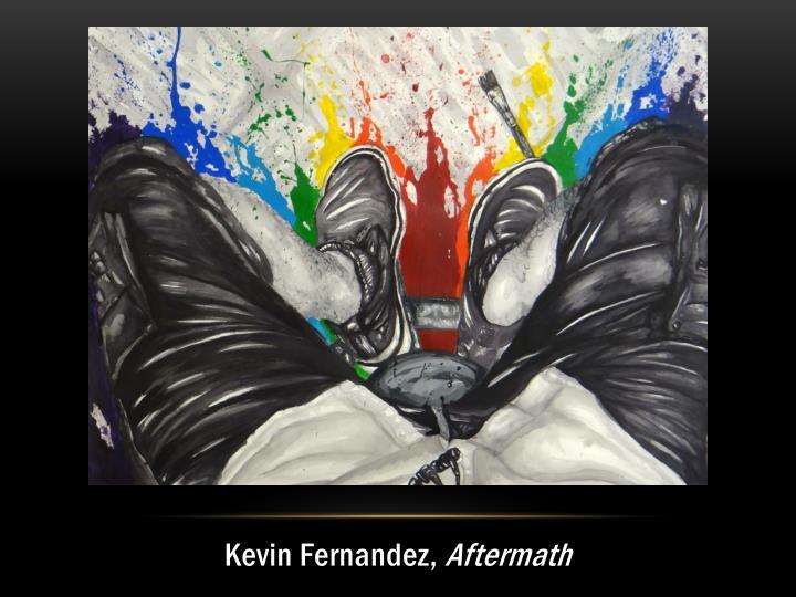 Kevin Fernandez,