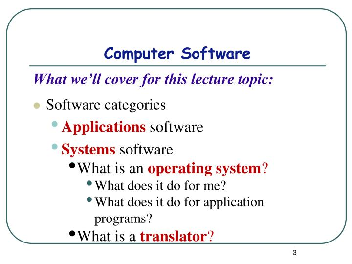 Computer software1