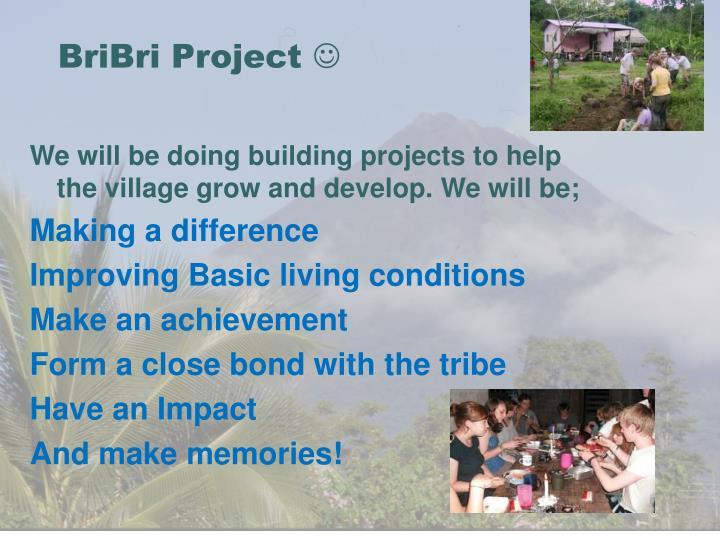 BriBri Project