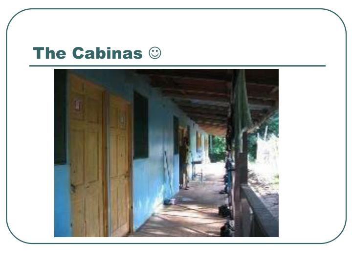 The Cabinas