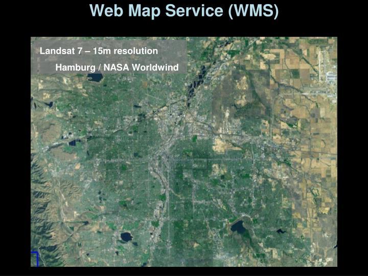 Web Map Service (WMS)
