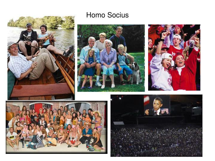 Homo Socius