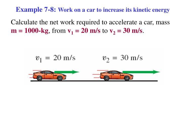 Example 7-8: