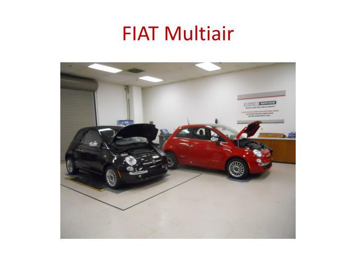 FIAT Multiair