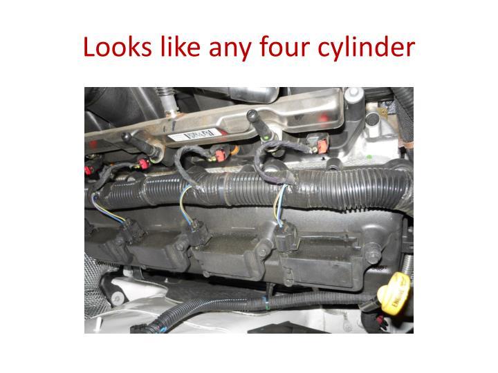 Looks like any four cylinder