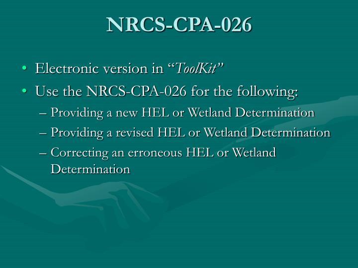 NRCS-CPA-026